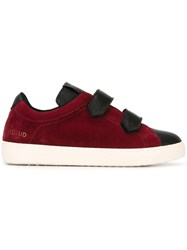 Leather Crown Donna Cervo X Lapin 'Atitud' Sneakers Black