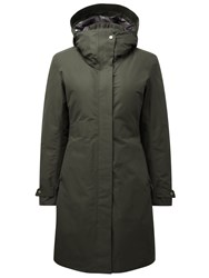 Tog 24 Milano Womens Milatex Down Jacket Green