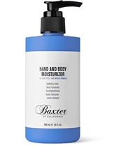 Baxter Of California Hand And Body Moisturiser 300Ml Blue