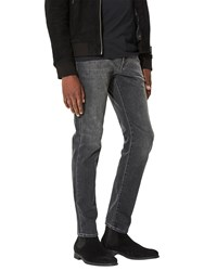 Selected Homme Leon Fit Denim Jeans Grey
