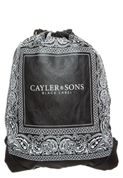 Cayler And Sons Paiz Rucksack Black White