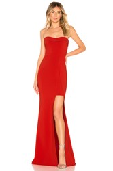 Likely Ella Gown Red