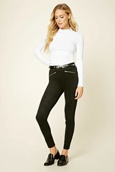 Forever 21 Contemporary Faux Suede Pants