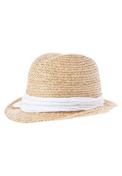 Gap Hat Natural Off White