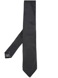 Dsquared2 Dot Design Tie Grey