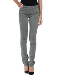 Naf Naf Trousers Casual Trousers Women Grey
