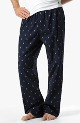 Men's Big And Tall Polo Ralph Lauren Print Lounge Pants