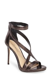 Imagine By Vince Camuto 'S 'Devin' Sandal Anthracite Lizard Print