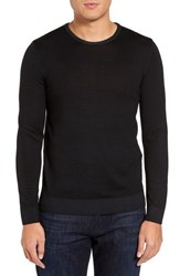 Slate And Stone Men's Merino Wool Crewneck Sweater