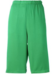 Humanoid Slouched Shorts Green