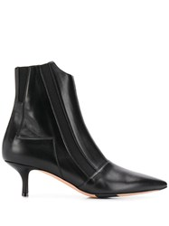 Bally Bonnie Ankle Boots Black
