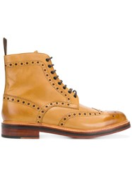Grenson Fred Boots Brown