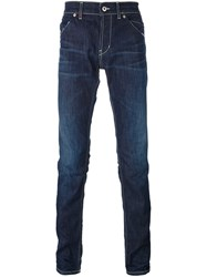 Dondup Slim Fit Jeans Blue