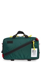 Topo Designs Quick Pack Convertible Bag Green Forest