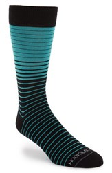 Men's Hook Albert 'Gray' Variegated Stripe Socks
