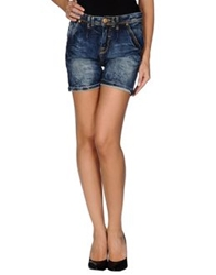 Ltb Denim Shorts Blue