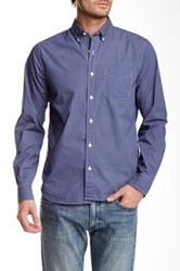 Bonobos Standard Fit Poplin Mini Circle Shirt Blue