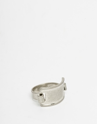 Cheap Monday Id Ring Silver