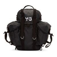 Y 3 Black Xs Utility Backpack