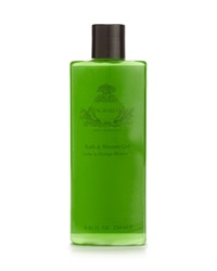 Agraria Lime Orange Blossom Shower Gel Orange