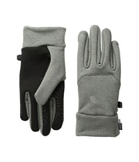 The North Face Etip Hardface Gloves Fusebox Grey Extreme Cold Weather Gloves Gray