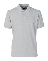 Jeep Athletic Polo Grey