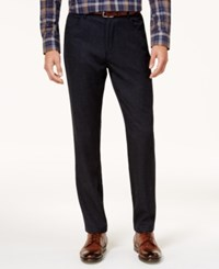 Ryan Seacrest Distinction Men's Modern Fit Charcoal Gray Dress Pants Created For Macy's