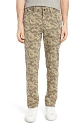 Michael Bastian Men's Camo Print Chinos