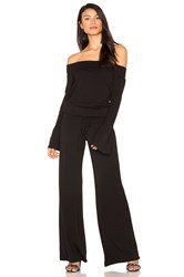 Feel The Piece Azusa Jumpsuit Black