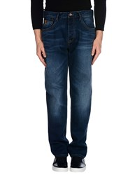 Ben Sherman Denim Denim Trousers Men Blue