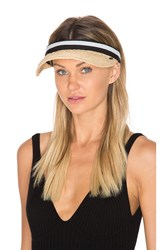 Seafolly Shady Lady Visor Beige