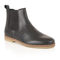 Frank Wright Stenson Mens Boots Black