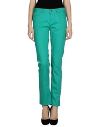 Tommy Hilfiger Denim Pants Green