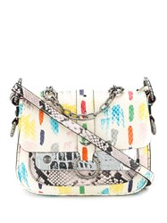 Zadig And Voltaire Kate Arty Water Print Cross Body Bag 60