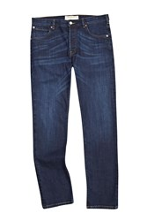French Connection Men's Co Slim Fit Jeans Dark Blue