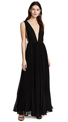 Fame And Partners The Allegra Dress Black