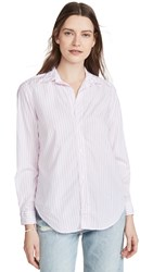 Frank And Eileen Button Down Mens Pink Stripe