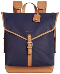 Cole Haan Waxed Canvas Backpack