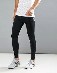 Influence Active Running Tights Black