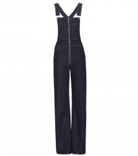 Citizens Of Humanity Olivia Wide Leg Overall Jeans Blue