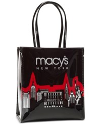 Macy's City Glitter Lunch Bag Only At Red