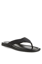 Gucci 'Sl 73' Flip Flop Men Black