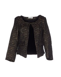 Souvenir Clubbing Suits And Jackets Blazers Women Black