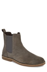 The Rail Mesa Chelsea Boot Grey Suede