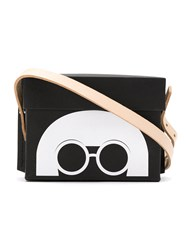 Gloria Coelho The Incredibles' Edna Crossbody Bag Black