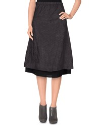 Poems Skirts 3 4 Length Skirts Women Lead