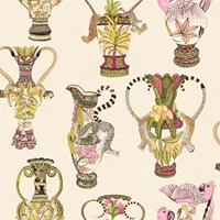 Cole And Son Khulu Vases Wallpaper 109 12057