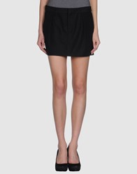 Theyskens' Theory Skirts Mini Skirts Women Black