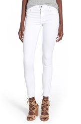 Women's James Jeans Ankle Five Pocket Leggings White Clean