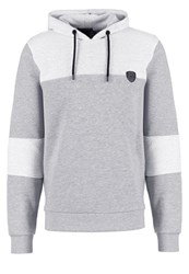 Redskins Bellone Icefall Hoodie Grey Chine Mottled Grey